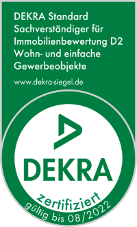 Immobilienbewertung München - D2 DEKRA zertifiziert